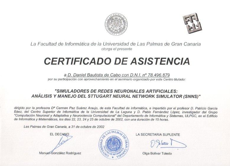 Diploma de curso tecnico